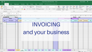 basic invoicing