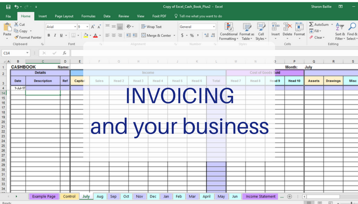 basic invoicing